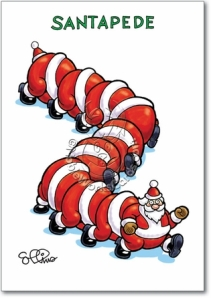 5739-santapede-funny-cartoons-merry-christmas-card