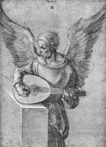 albrecht-durer-winged-man-playing-lute