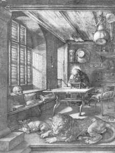 Albrecht_Durer-St_Jerome_in_his_study