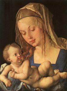 Madonna-and-Child-Albrecht-Durer
