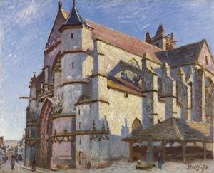 LA-VIEILLE-EGLISE-DE-MORET-LE-MATIN-AU-SOLEIL-Alfred-Sisley_1567253501_6651